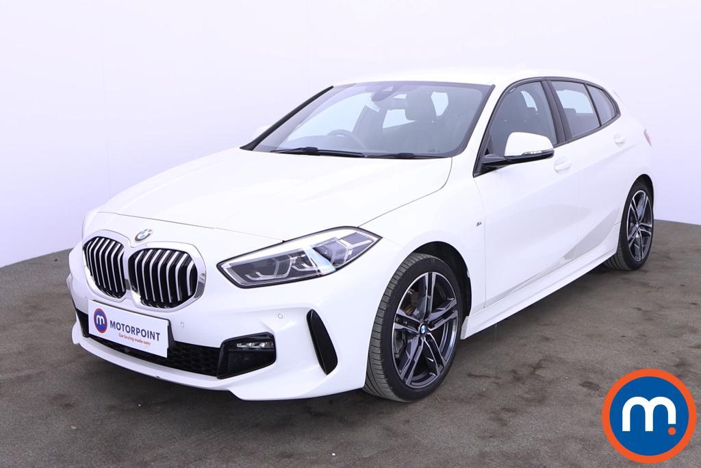 BMW 1 Series 118i M Sport 5dr - Stock Number 1226839 Passenger side front corner