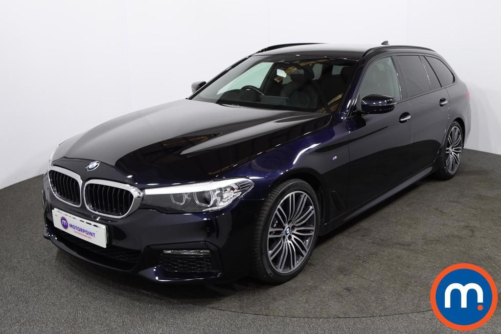 BMW 5 Series 530d M Sport 5dr Auto - Stock Number 1216981 Passenger side front corner