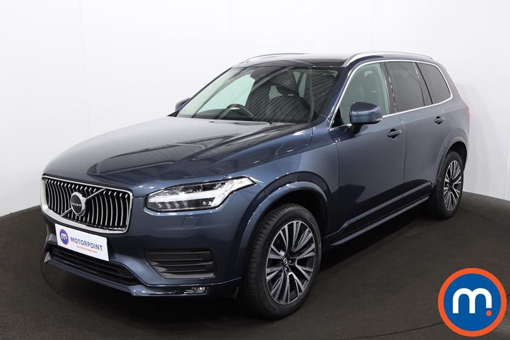 Volvo Xc90 2.0 B5D [235] Momentum 5dr AWD Geartronic - Stock Number 1217862 Passenger side front corner