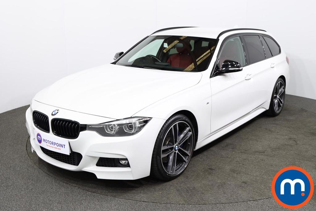 BMW 3 Series 320i M Sport Shadow Edition 5dr Step Auto - Stock Number 1220444 Passenger side front corner