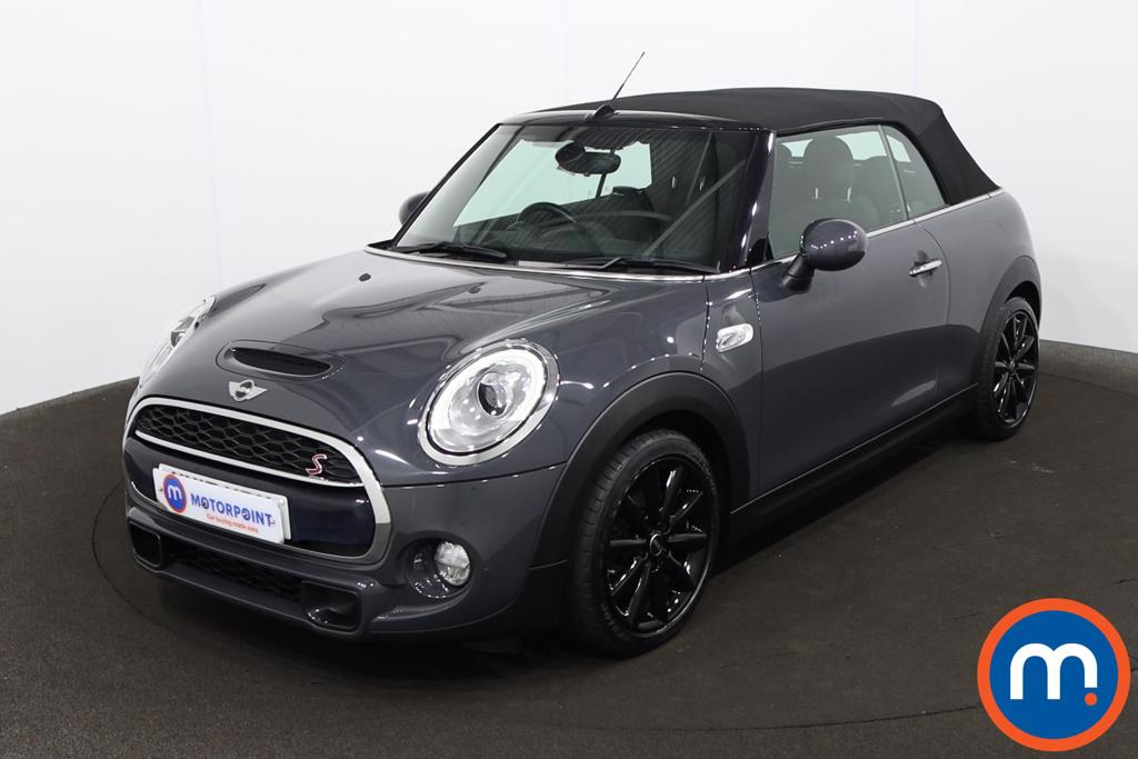Mini Convertible 2.0 Cooper S 2dr [Chili Pack] - Stock Number 1221479 Passenger side front corner