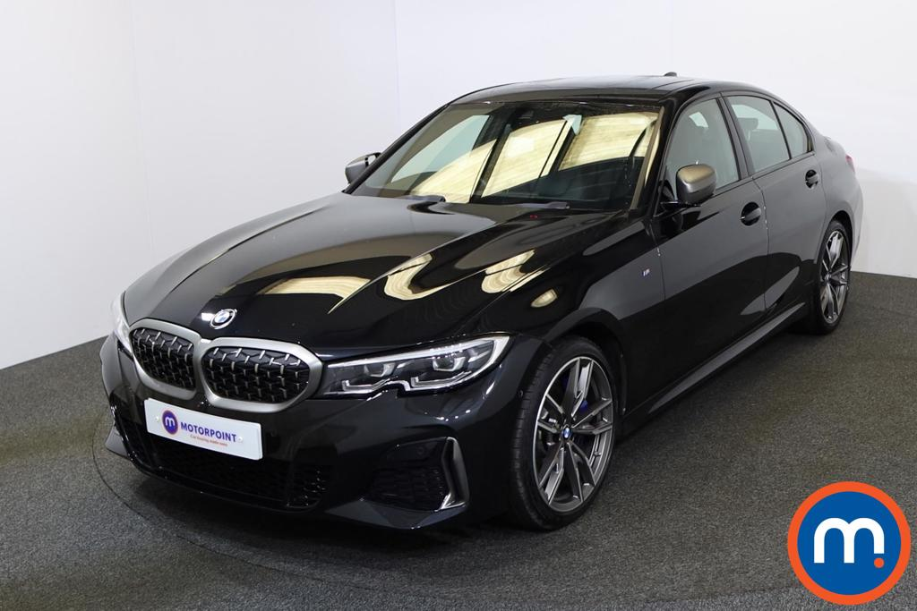 BMW 3 Series M340d xDrive MHT 4dr Step Auto - Stock Number 1224265 Passenger side front corner