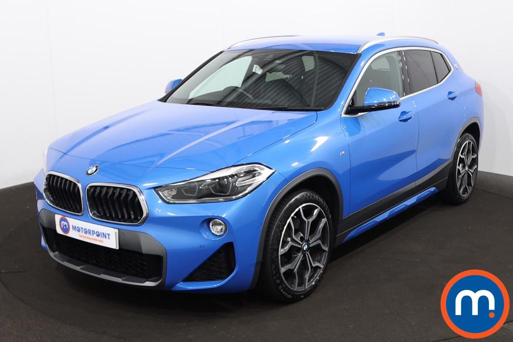 BMW X2 xDrive 20d M Sport X 5dr Step Auto - Stock Number 1224660 Passenger side front corner
