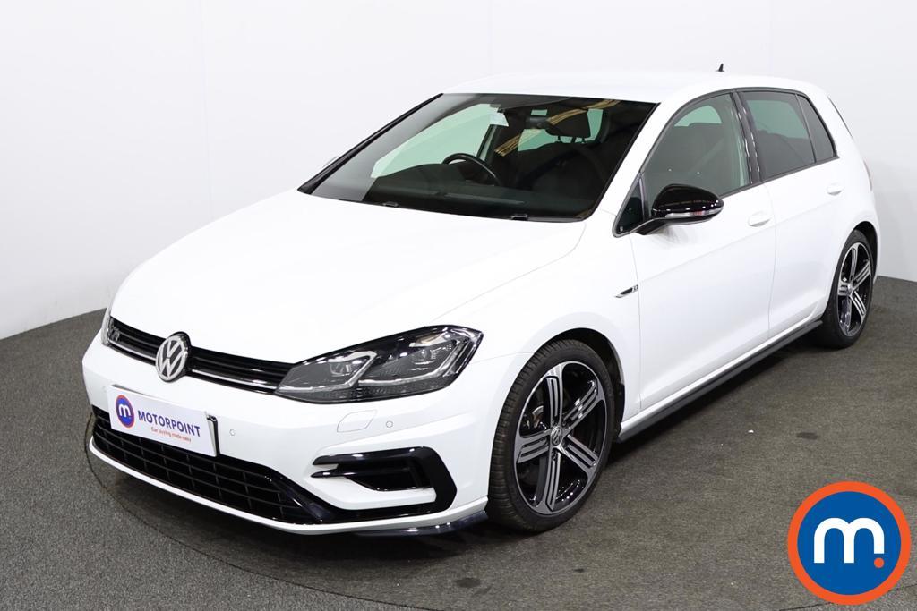Volkswagen Golf 2.0 TSI 310 R 5dr 4MOTION DSG - Stock Number 1225683 Passenger side front corner
