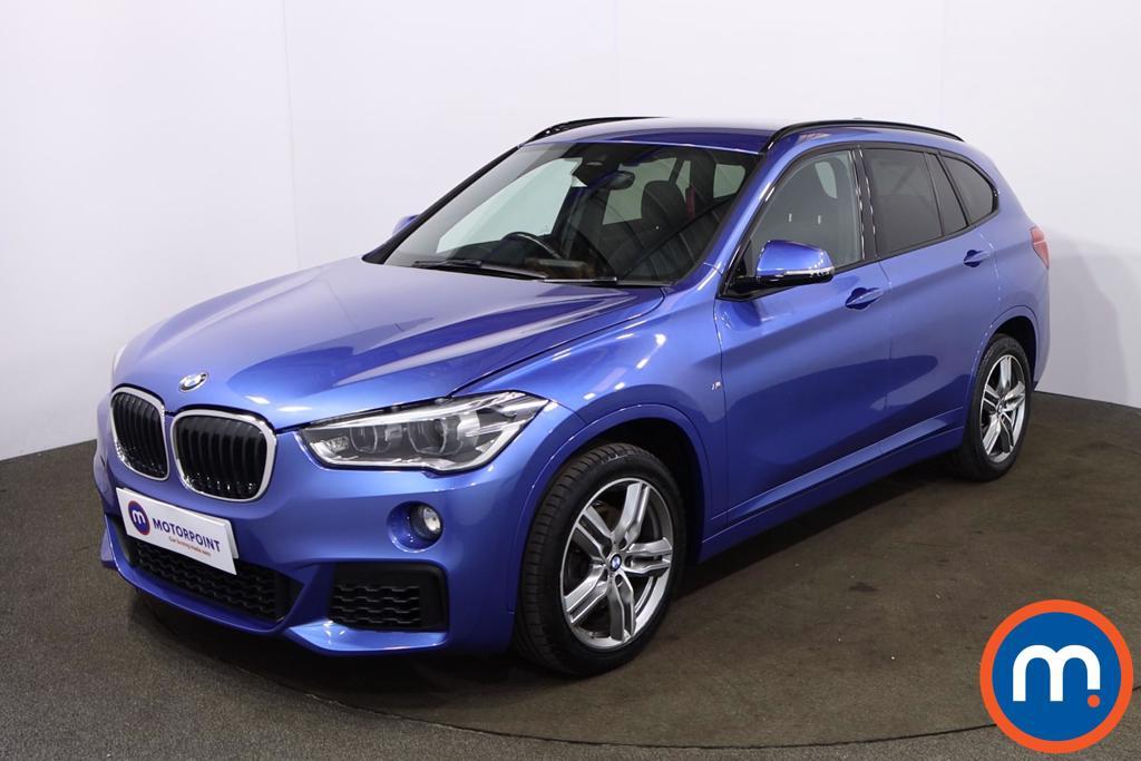 BMW X1 sDrive 18i M Sport 5dr Step Auto - Stock Number 1222603 Passenger side front corner