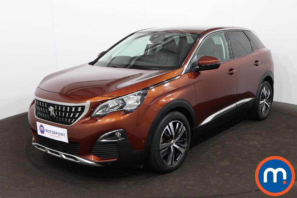 Peugeot 3008 1.2 Puretech Allure 5dr EAT6 - Stock Number 1214320 Passenger side front corner