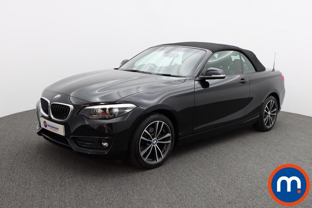 BMW 2 Series 218i Sport 2dr [Nav] - Stock Number 1217755 Passenger side front corner