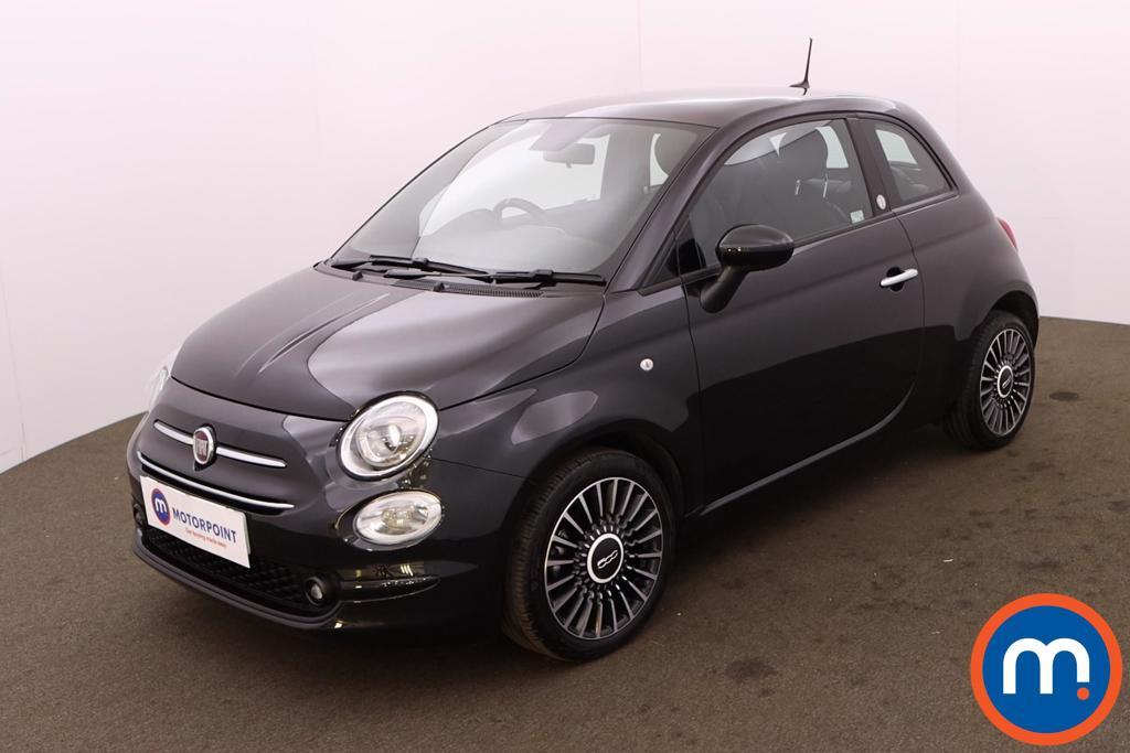 Fiat 500 1.0 Mild Hybrid Launch Edition 3dr - Stock Number 1221864 Passenger side front corner
