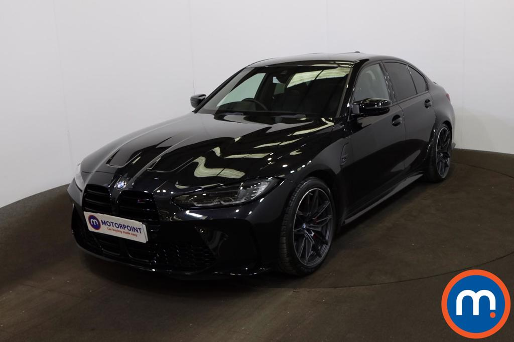 BMW M3 M3 Competition 4dr Step Auto - Stock Number 1222756 Passenger side front corner