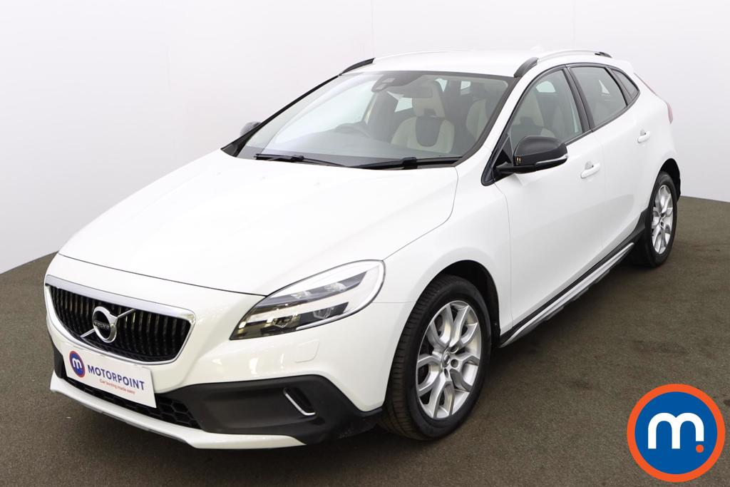 Volvo V40 T3 [152] Cross Country Pro 5dr Geartronic - Stock Number 1224311 Passenger side front corner
