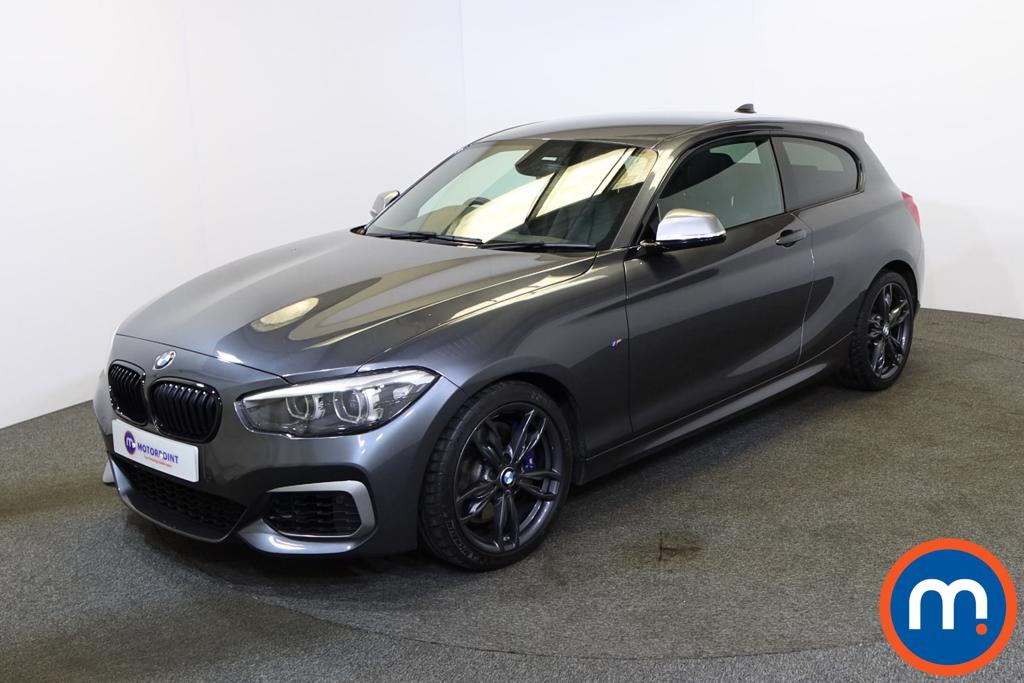 BMW 1 Series M140i Shadow Edition 3dr Step Auto - Stock Number 1224926 Passenger side front corner