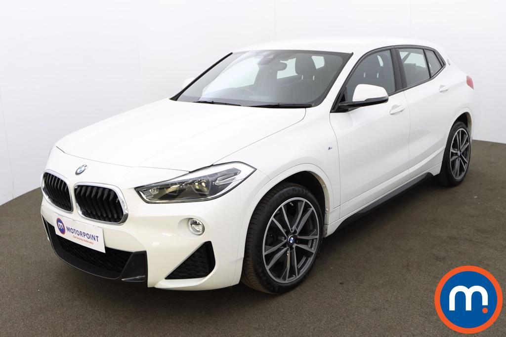 BMW X2 sDrive 18d M Sport 5dr - Stock Number 1225679 Passenger side front corner