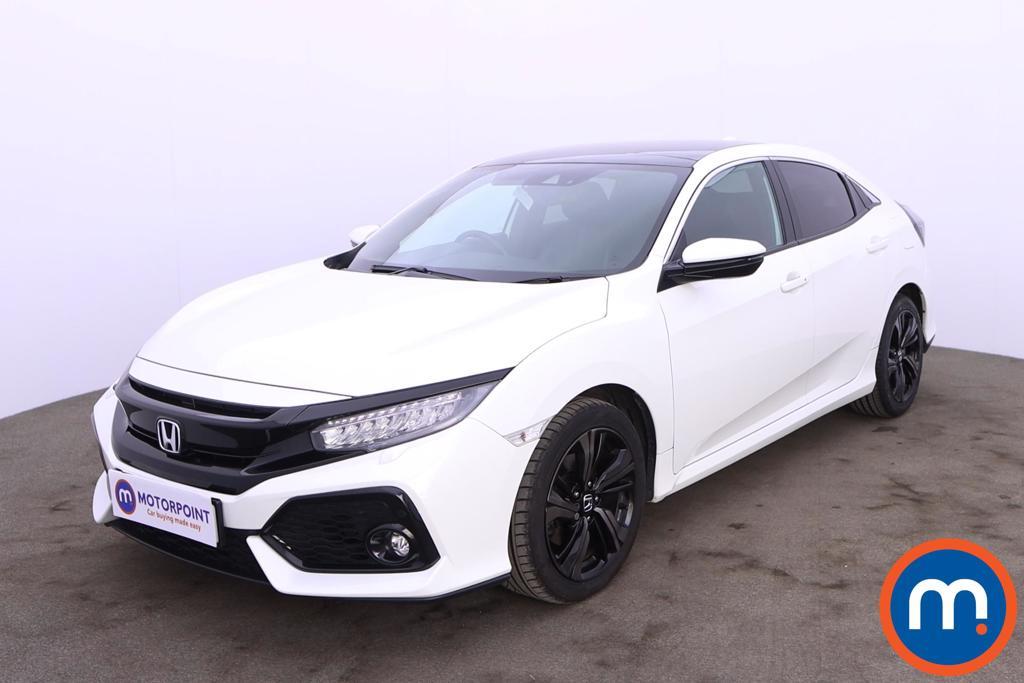 Honda Civic 1.6 i-DTEC EX 5dr - Stock Number 1225695 Passenger side front corner