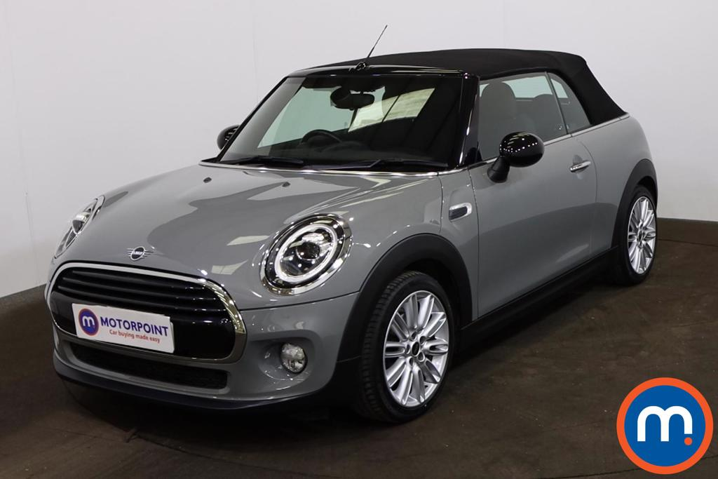 Mini Convertible 1.5 Cooper II 2dr [Chili Pack] - Stock Number 1226048 Passenger side front corner