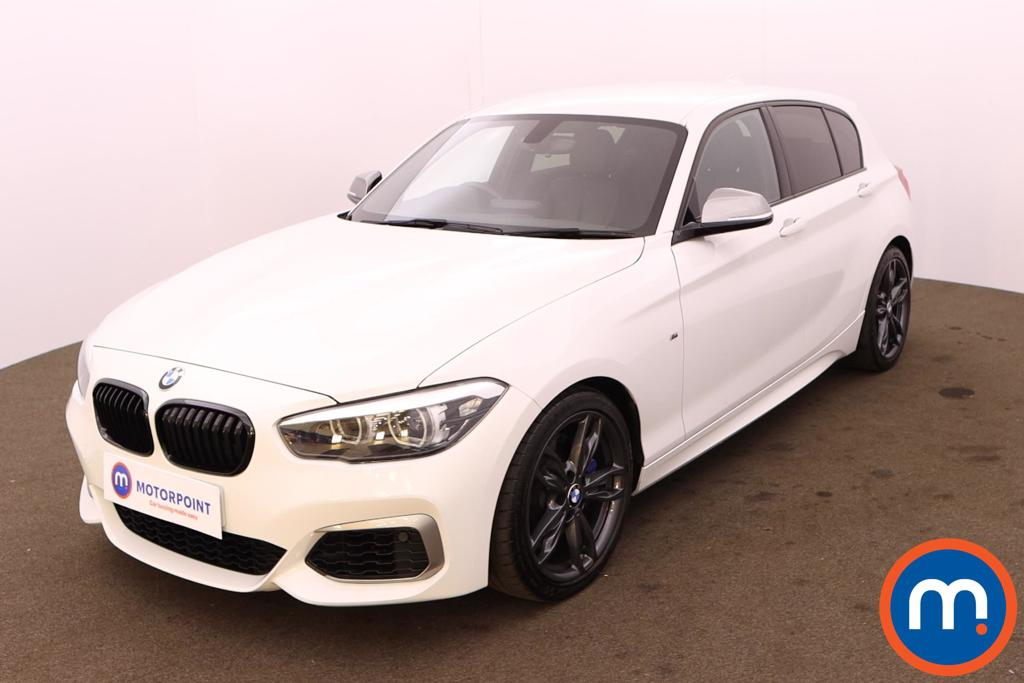 BMW 1 Series M140i Shadow Edition 5dr Step Auto - Stock Number 1226319 Passenger side front corner
