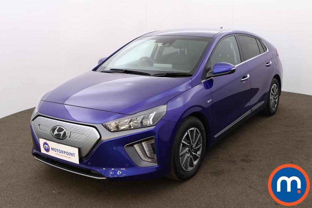 Hyundai Ioniq 100kW Premium SE 38kWh 5dr Auto - Stock Number 1226332 Passenger side front corner