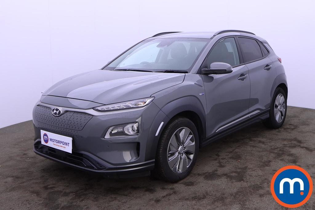 Hyundai Kona 150kW Premium SE 64kWh 5dr Auto - Stock Number 1217691 Passenger side front corner