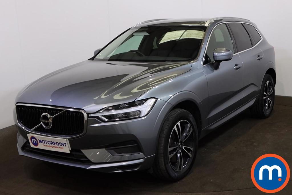 Volvo Xc60 2.0 T4 190 Edition 5dr Geartronic - Stock Number 1220900 Passenger side front corner