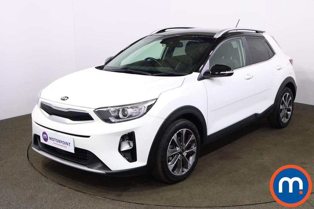 KIA Stonic 1.0T GDi First Edition 5dr - Stock Number 1221769 Passenger side front corner