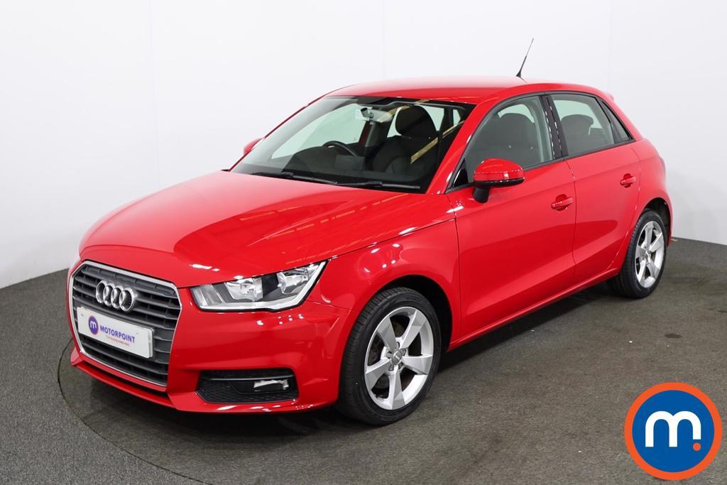 Audi A1 1.6 TDI Sport 5dr - Stock Number 1222300 Passenger side front corner