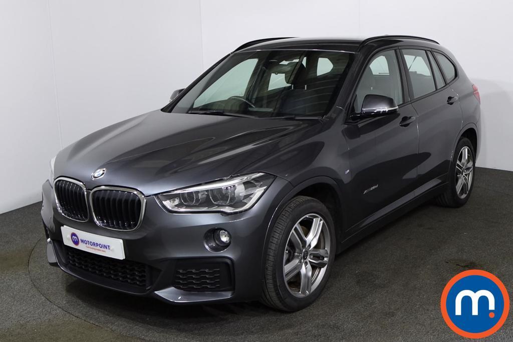 BMW X1 xDrive 20d M Sport 5dr - Stock Number 1222523 Passenger side front corner