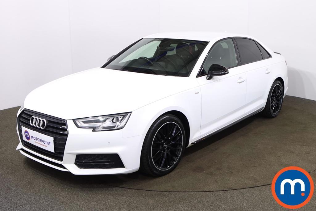 Audi A4 1.4T FSI Black Edition 4dr - Stock Number 1224178 Passenger side front corner