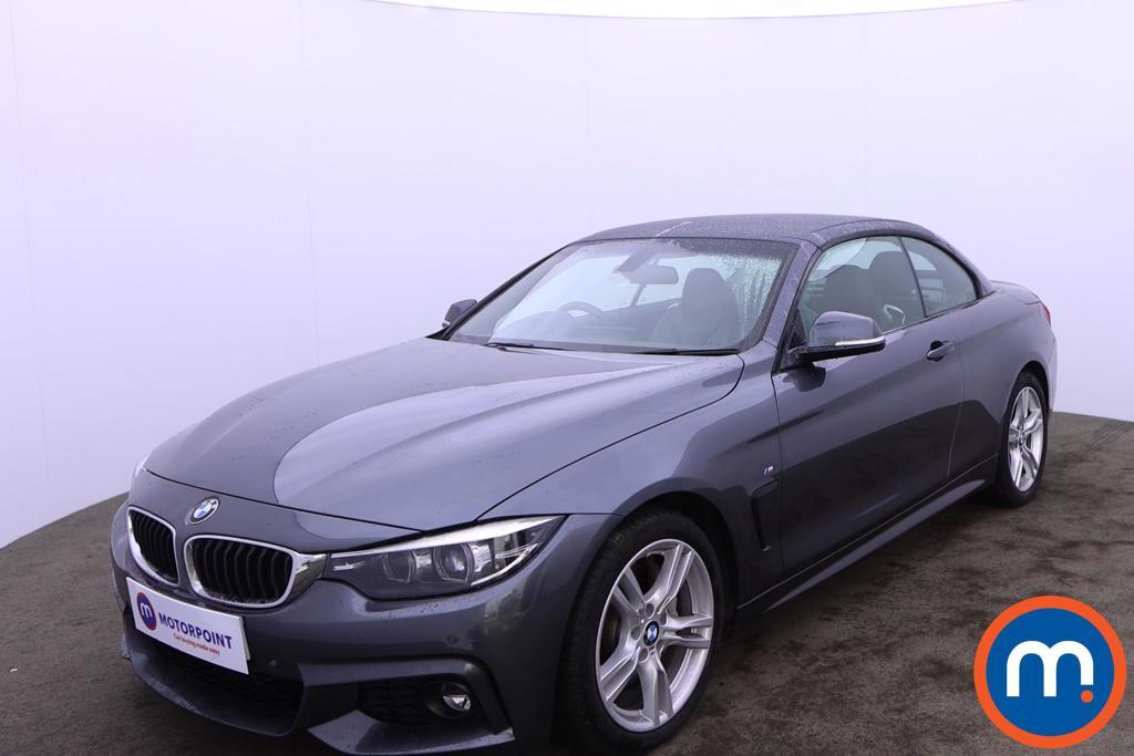 BMW 4 Series 440i M Sport 2dr Auto [Professional Media] - Stock Number 1225085 Passenger side front corner