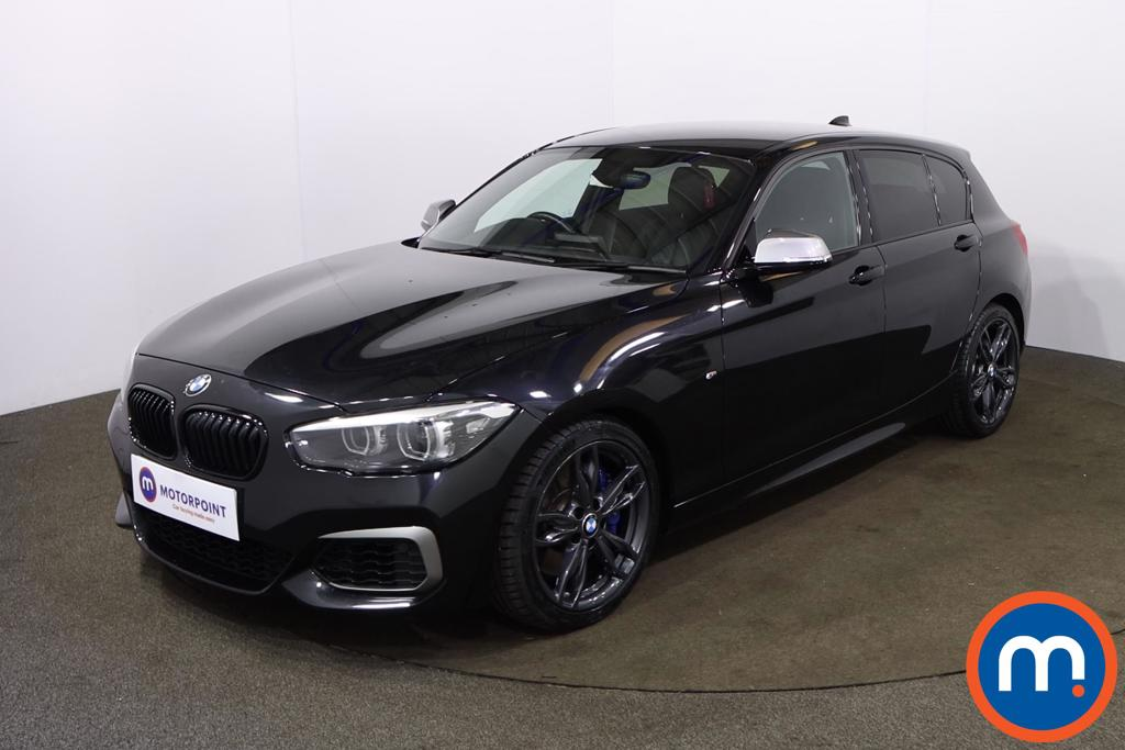 BMW 1 Series M140i Shadow Edition 5dr Step Auto - Stock Number 1225275 Passenger side front corner
