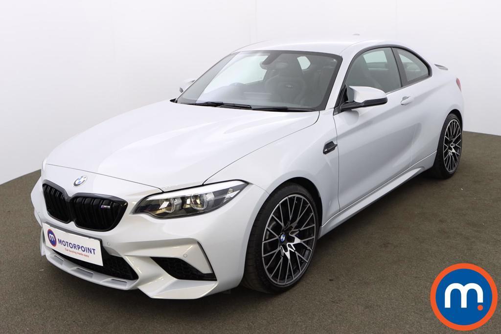 BMW M2 M2 Competition 2dr DCT - Stock Number 1225667 Passenger side front corner