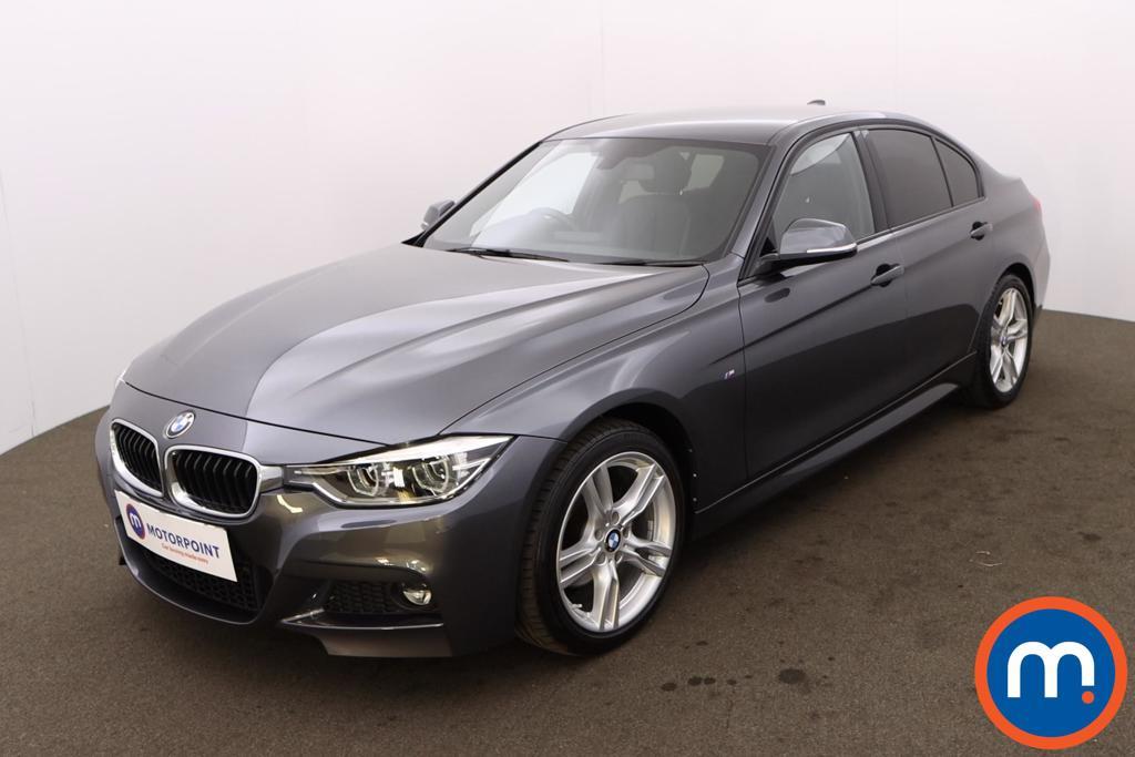 BMW 3 Series 320d M Sport 4dr - Stock Number 1226135 Passenger side front corner