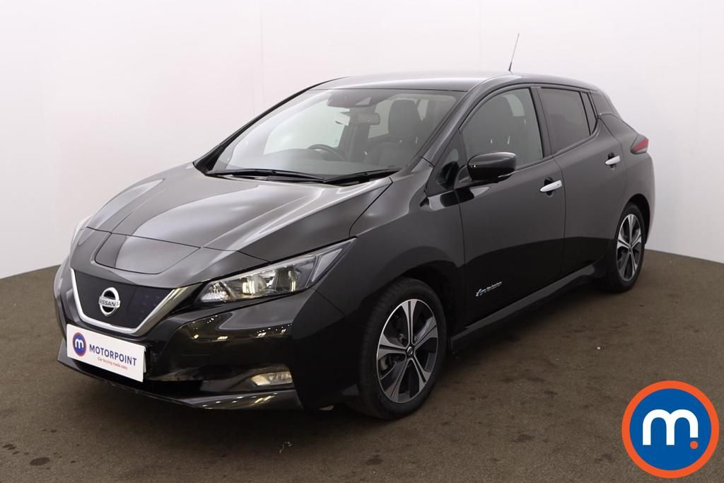 Nissan Leaf 110kW N-Connecta 40kWh 5dr Auto - Stock Number 1226336 Passenger side front corner