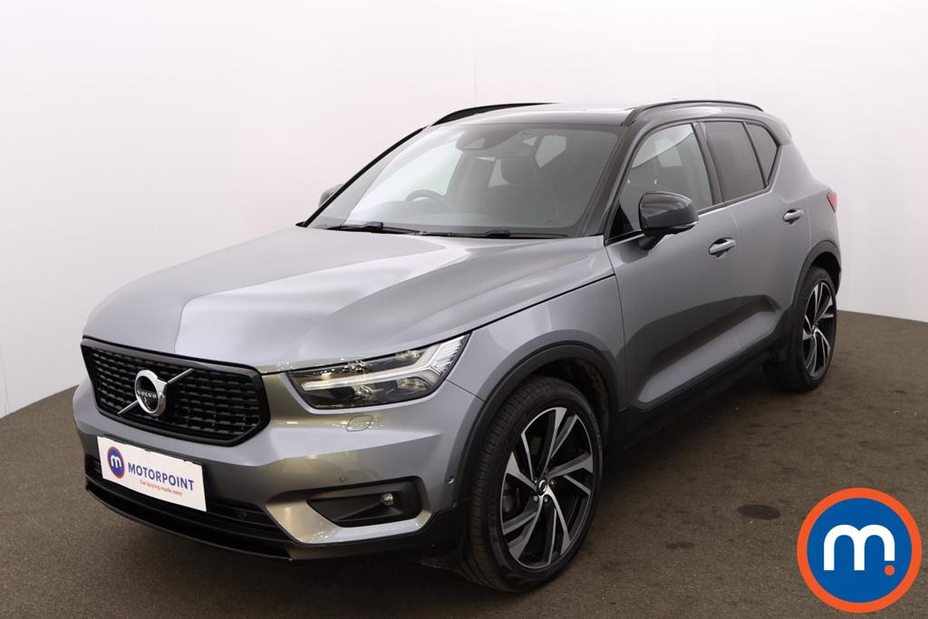 Volvo Xc40 2.0 D4 [190] First Edition 5dr AWD Geartronic - Stock Number 1226608 Passenger side front corner