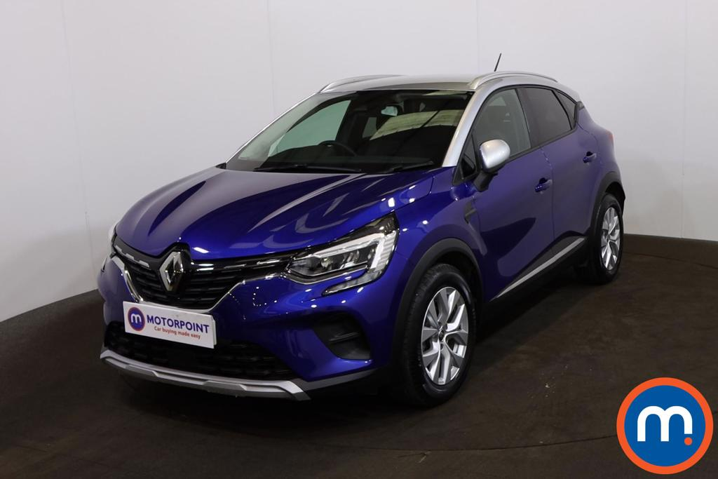 Renault Captur 1.3 TCE 130 Iconic 5dr EDC - Stock Number 1218884 Passenger side front corner