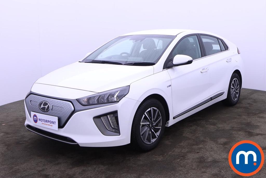 Hyundai Ioniq 100kW Premium 38kWh 5dr Auto - Stock Number 1222881 Passenger side front corner