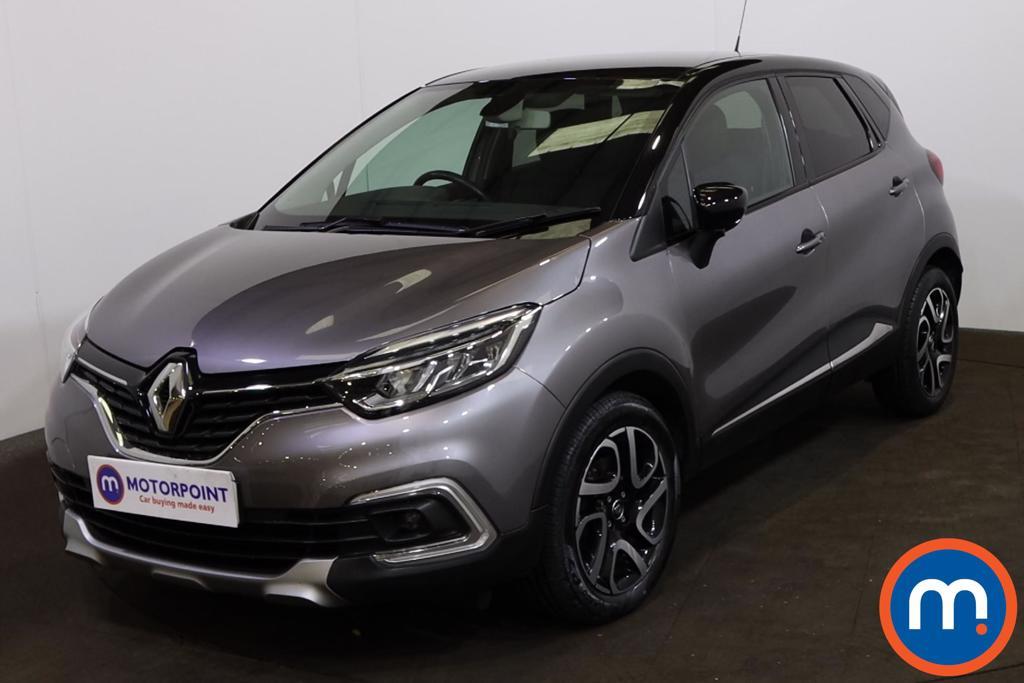 Renault Captur 1.5 dCi 90 Dynamique S Nav 5dr EDC - Stock Number 1223763 Passenger side front corner