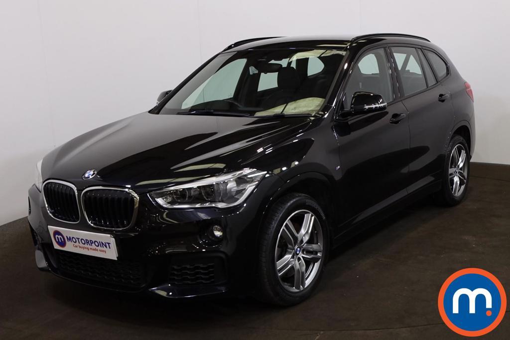 BMW X1 sDrive 20i M Sport 5dr Step Auto - Stock Number 1223764 Passenger side front corner