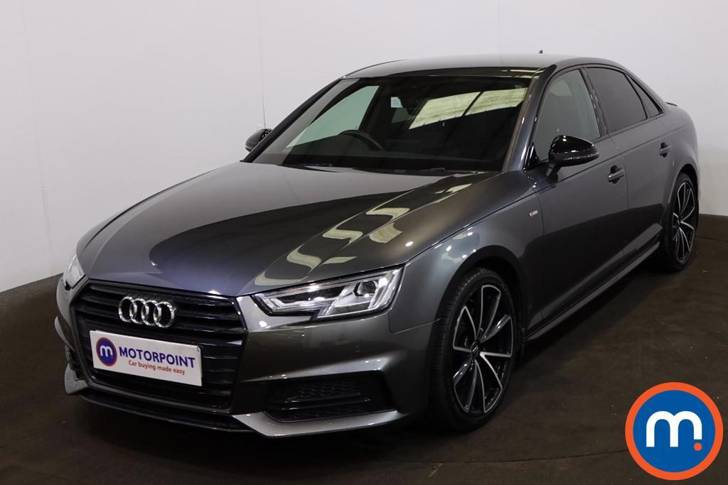 Audi A4 2.0T FSI Black Edition 4dr S Tronic - Stock Number 1224227 Passenger side front corner