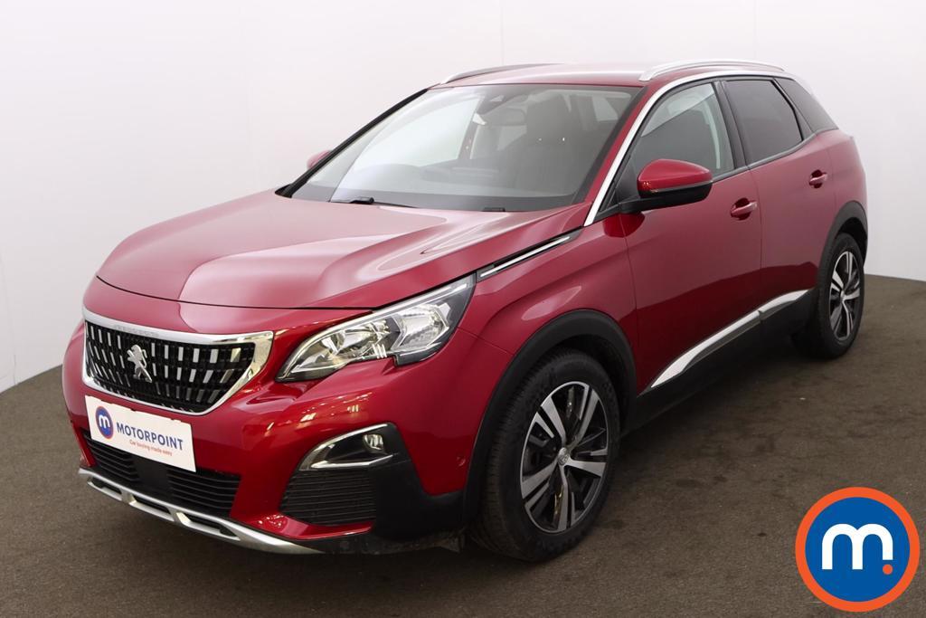 Peugeot 3008 1.2 PureTech Allure 5dr - Stock Number 1224349 Passenger side front corner