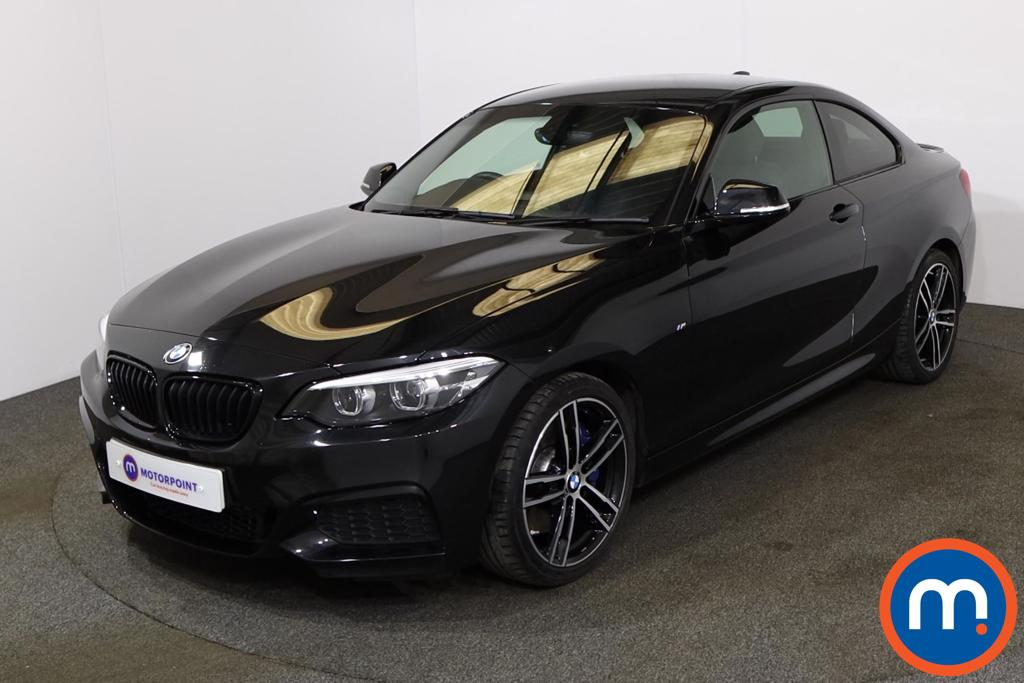BMW 2 Series 218i M Sport 2dr [Nav] - Stock Number 1224925 Passenger side front corner