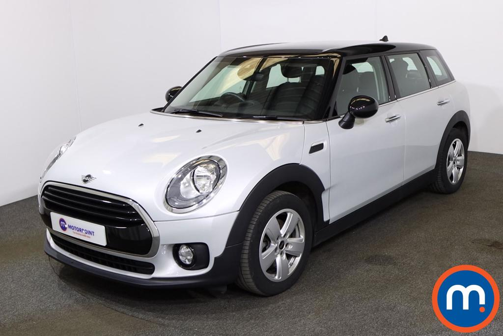 Mini Clubman 1.5 Cooper Classic 6dr - Stock Number 1225123 Passenger side front corner