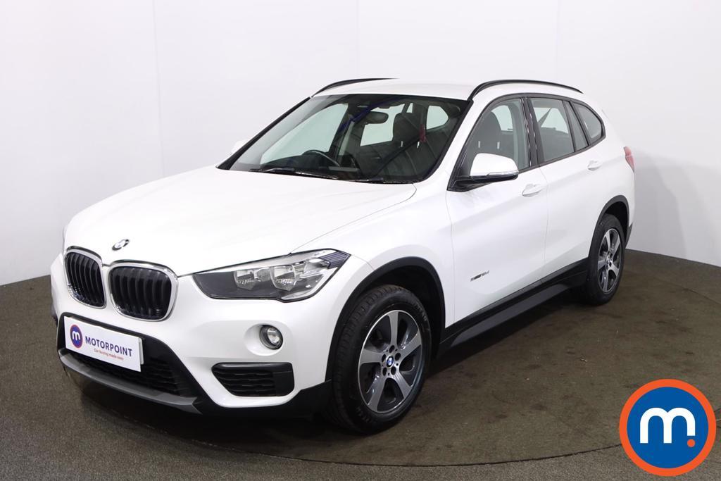 BMW X1 sDrive 18d SE 5dr - Stock Number 1225383 Passenger side front corner