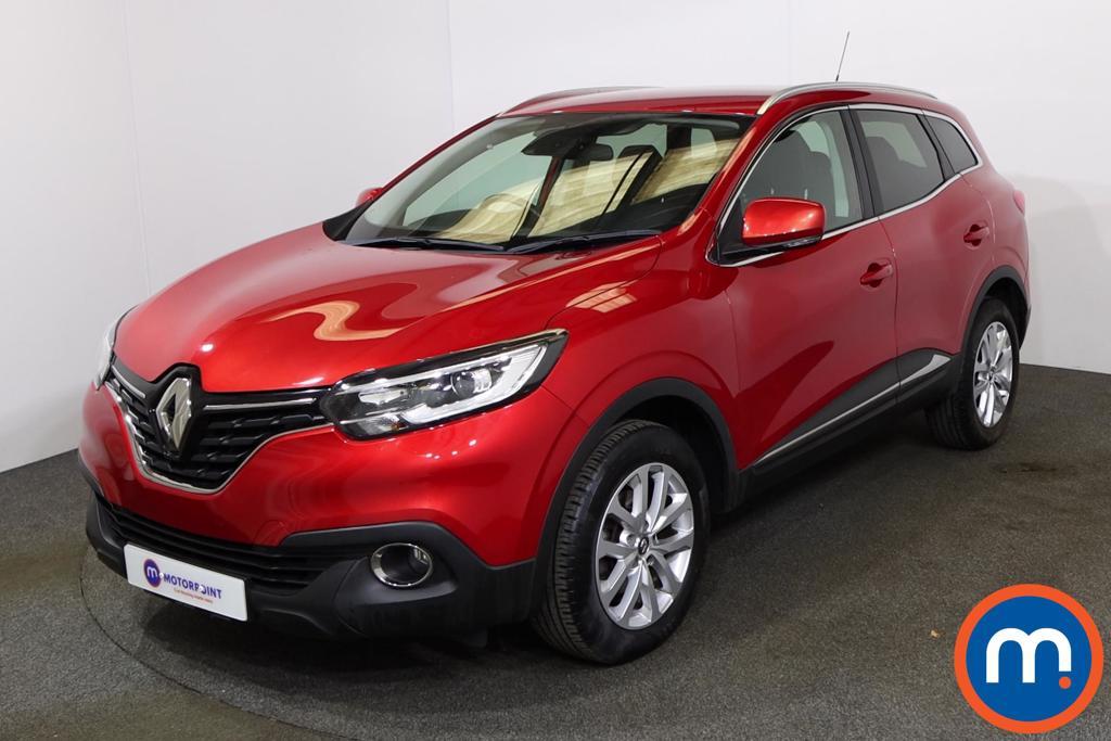 Renault Kadjar 1.5 dCi Dynamique Nav 5dr - Stock Number 1225516 Passenger side front corner