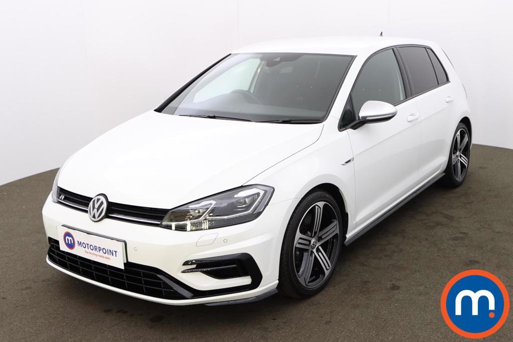 Volkswagen Golf 2.0 TSI 300 R 5dr 4MOTION DSG - Stock Number 1225708 Passenger side front corner