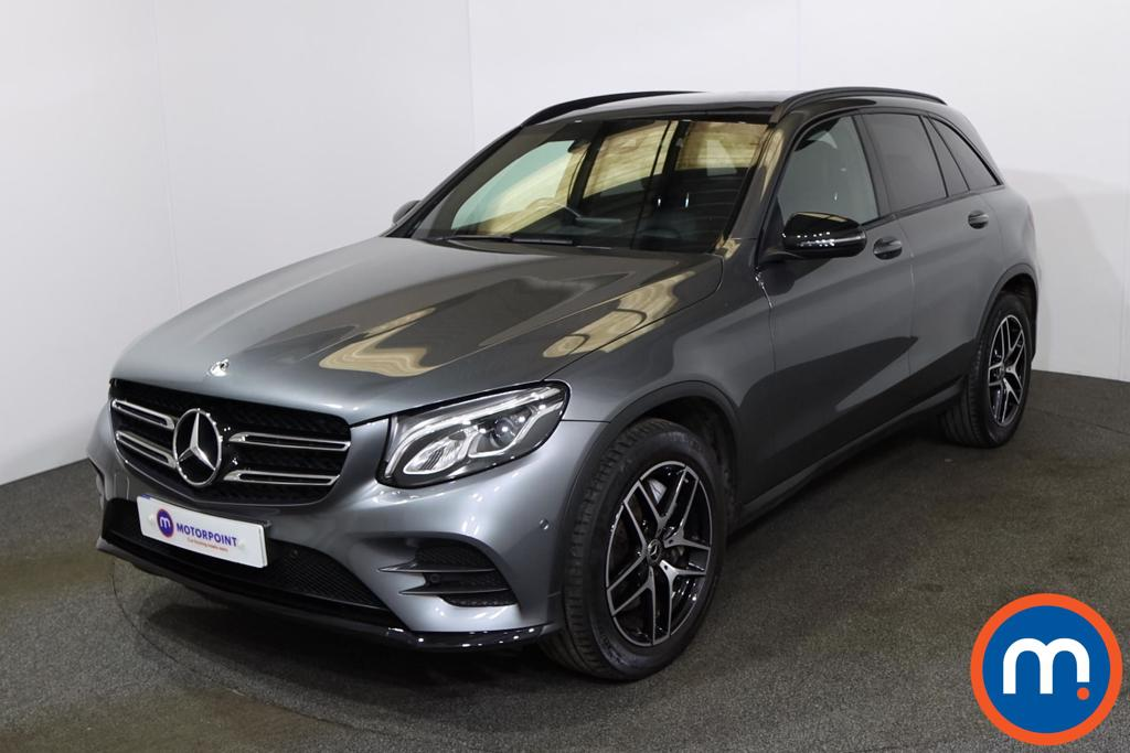Mercedes-Benz GLC GLC 220d 4Matic AMG Night Edition 5dr 9G-Tronic - Stock Number 1226094 Passenger side front corner