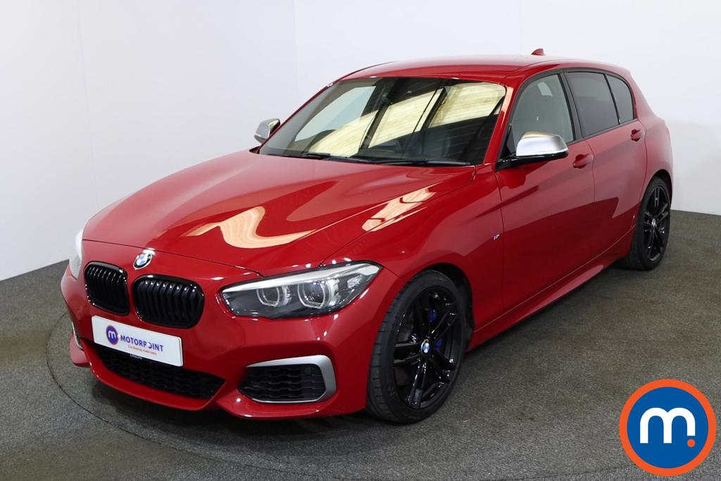 BMW 1 Series M140i Shadow Edition 5dr Step Auto - Stock Number 1226099 Passenger side front corner