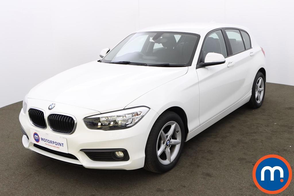 BMW 1 Series 116d SE 5dr [Nav] - Stock Number 1226280 Passenger side front corner
