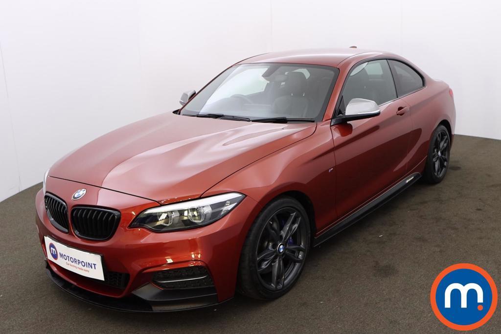 BMW 2 Series M240i 2dr [Nav] Step Auto - Stock Number 1226283 Passenger side front corner