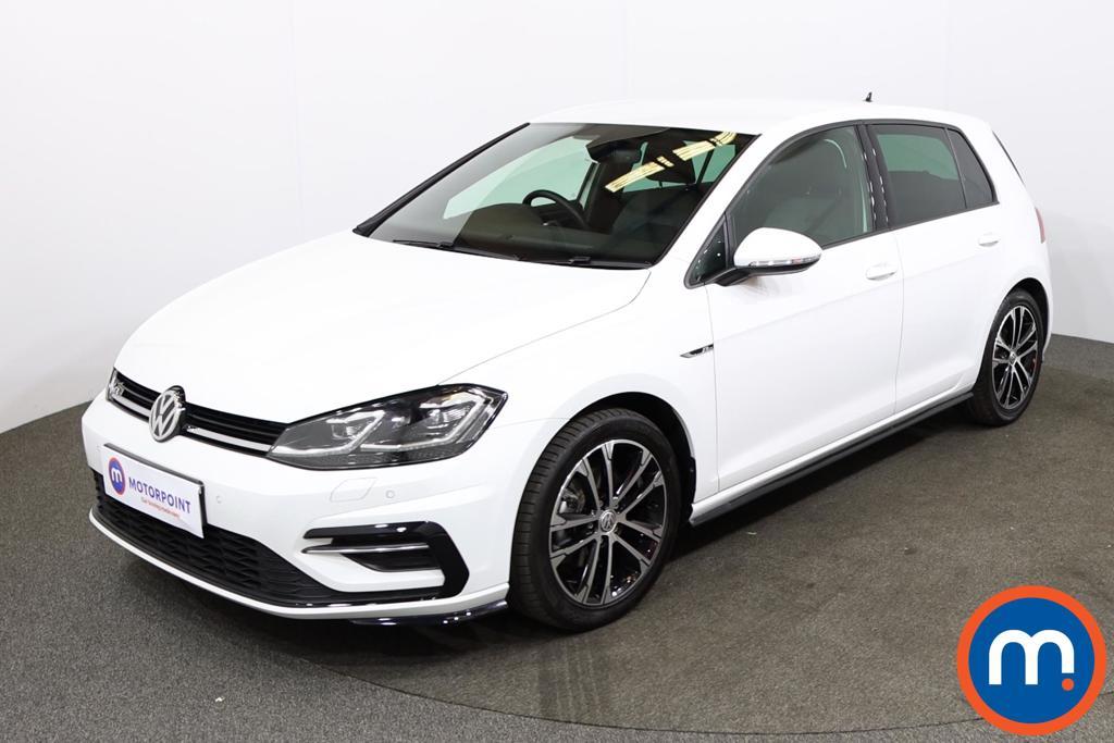 Volkswagen Golf 1.5 TSI EVO 150 R-Line Edition 5dr DSG - Stock Number 1226387 Passenger side front corner