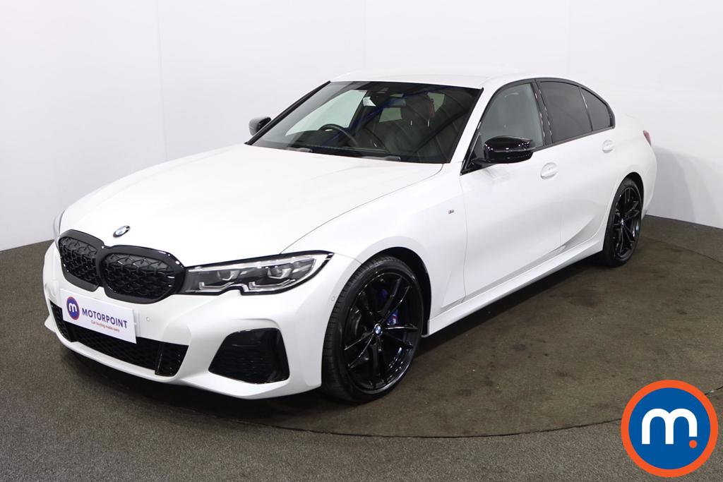 BMW 3 Series M340d xDrive MHT 4dr Step Auto - Stock Number 1227169 Passenger side front corner