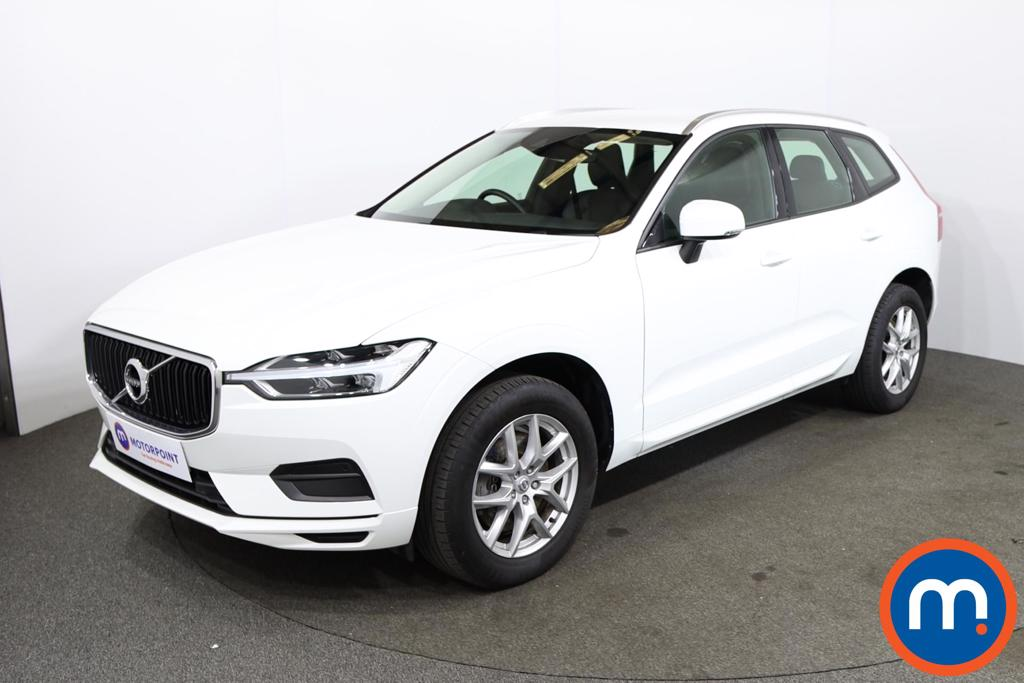 Volvo Xc60 2.0 D4 Momentum 5dr AWD Geartronic - Stock Number 1218325 Passenger side front corner